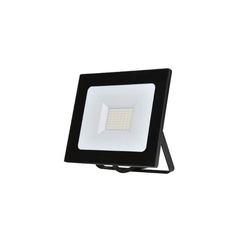 Foco Proyector LED Negro 50w Exterior