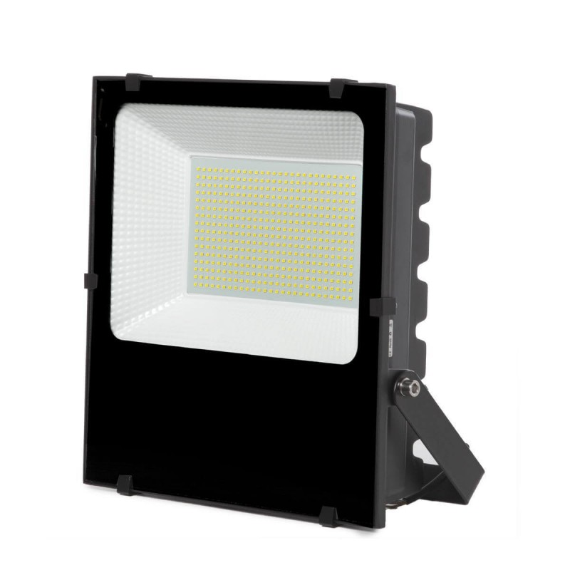 Foco Proyector LED SMD Negro 200w Regulable